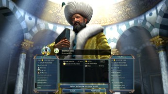 Civilization 5 Into the Renaissance Austria Deity - Bribe Enemies