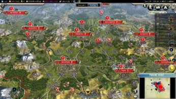 Civilization 5 Into the Renaissance Austria Deity - Austria Hungary