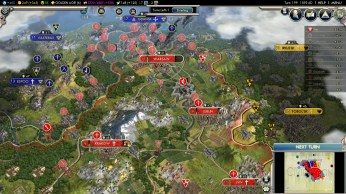 Civilization 5 Into the Renaissance Austria Deity - Poland