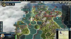 Civilization 5 Into the Renaissance England Deity Edinburgh captured