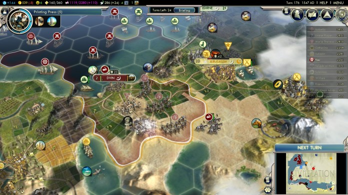 Civilization 5 Into the Renaissance Richard the Lionheart 176 Besiege Jerusalem