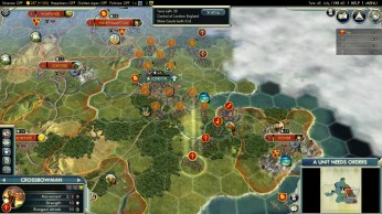 Civilization 5 Year of Viking Destiny - Normandy Deity Capture London