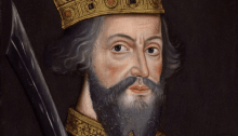 Time to Stitch a Tapestry - William the Conqueror