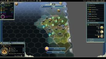 Civilization 5 Year of Viking Destiny Denmark Deity Initial Production