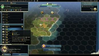 Civilization 5 Year of Viking Destiny Denmark Deity Ipswich Harbor