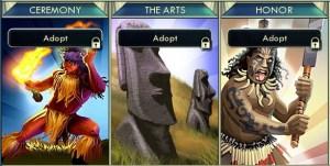 Civilization 5 Paradise Found Social Policies Artwork