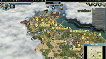 Civilization 5 Into the Renaissance Ayyubids Africa