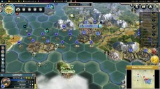 Civilization 5 Into the Renaissance Byzantium Deity Byzantine Fleet restored