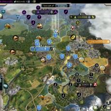 Civilization 5 Into the Renaissance France Deity Dutch Citadels