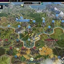 Civilization 5 Into the Renaissance France Deity Battle of Logrono