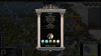 Civilization 5 Into the Renaissance France Deity Central France win