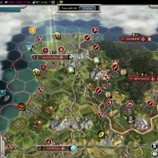 Civilization 5 Into the Renaissance Spain Deity Zaragoza Caravel