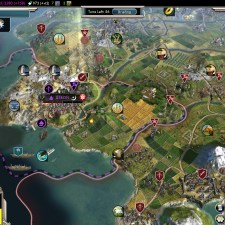 Civilization 5 Into the Renaissance Spain Deity Capture Lisbon