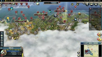 Civilization 5 Into the Renaissance Spain Deity Veteran Tercio