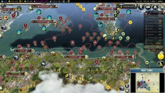 Civilization 5 Into the Renaissance Spain Deity The Western Mediterranean