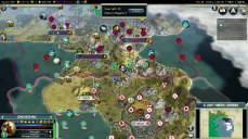 Civilization 5 Samurai Invasion of Korea China Deity Counter Offense at Haeju