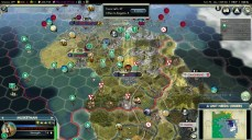 Civilization 5 Samurai Invasion of Korea China Deity Liberate Seoul