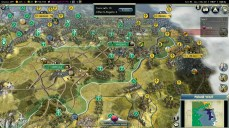 Civilization 5 Samurai Invasion of Korea China Deity War with Manchu
