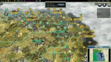 Civilization 5 Samurai Invasion of Korea China Deity Manchuria Falling