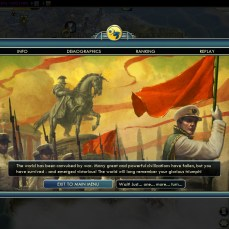 Civilization 5 Samurai Invasion of Korea Manchu Deity Emperor Fu Manchu