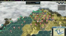Civilization 5 Samurai Invasion of Korea Japan Deity Chinese Resistance