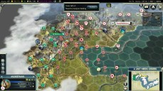 Civilization 5 Samurai Invasion of Korea Japan Deity Massive Resistance from the Chinese Heartland