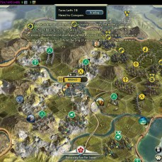 Civilization 5 Samurai Invasion of Korea Manchu Deity Beijing falling