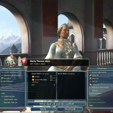 Civilization 5 Into the Renaissance Netherlands Deity - Austrian Peace Offer accepted
