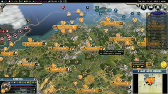 Civilization 5 Into the Renaissance Netherlands Deity Win - European Hegemony