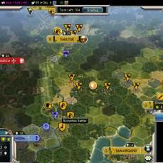 Civilization 5 Into the Renaissance Russia Deity - Block Byzantium