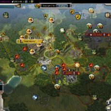 Civilization 5 Into the Renaissance Yokes on the Mongols - Second War
