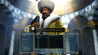 Civilization 5 Into the Renaissance Yokes on the Mongols - Peace Ottomans