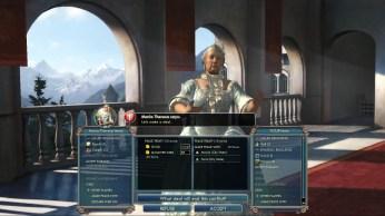 Civilization 5 Into the Renaissance Yokes on the Mongols - Peace Austria