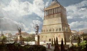 Civilization 5 Wonder - Mausoleum of Halicarnassus