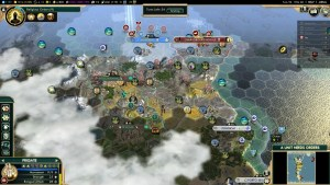 Civilization 5 Conquest of the New World Tea and Crumpets for Everyone - Invade North America