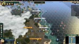 Civilization 5 Conquest of the New World Tea and Crumpets for Everyone - Portuguese Coastline