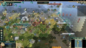 Civilization 5 Conquest of the New World Tea and Crumpets for Everyone - North America