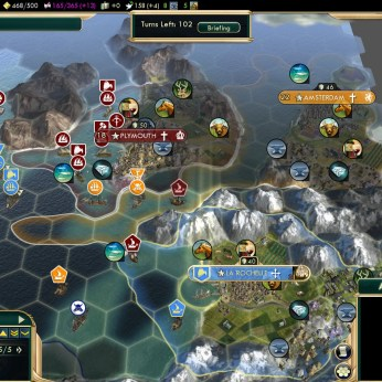 Civilization 5 Conquest of the New World France Deity - Prepare For England