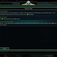 Civilization 5 Conquest of the New World France Deity - Overpowered Social Policy