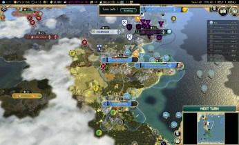 Civilization 5 Conquest of the New World Tout le Monde Francophone - New England