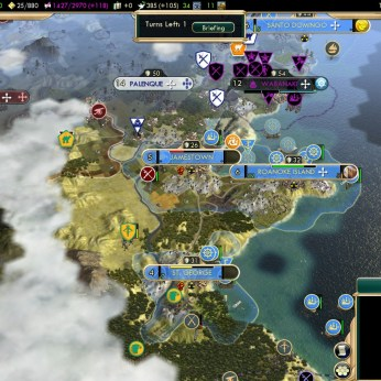 Civilization 5 Conquest of the New World Tout le Monde Francophone - New England