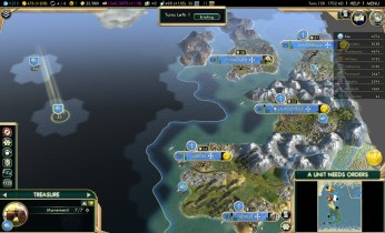 Civilization 5 Conquest of the New World Tout le Monde Francophone - Peace over Europe