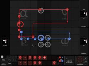 SpaceChem Challenge: Applied Fusion Reactor 1