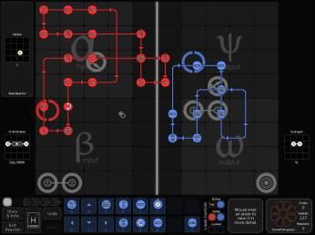 SpaceChem Corvi Collapsar Reactor 2
