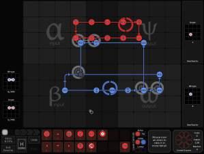 SpaceChem No Thanks Necessary Reactor 1