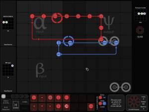 SpaceChem Nothing Works Reactor 3