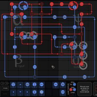 SpaceChem Sigma Ethylene Reactor 1