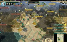 Civilization 5 Conquest of the New World Shoshone Deity - Striking back