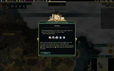 Civilization 5 Conquest of the New World Shoshone Deity - Compass in turn 130