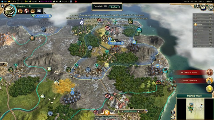 Conquest of the New World Native American Strategy Shoshone fail 3 - Captured by France
